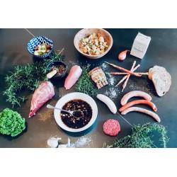 Colis BBQ Reis rond de wereld