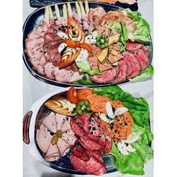 Koud buffet - charcuterie