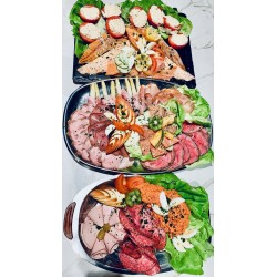 Deluxe Koud buffet